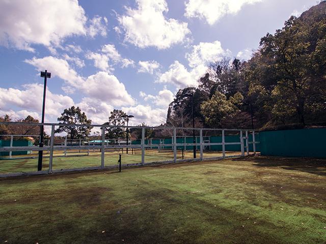 Rent Tennis Court Tokyo Film Studio